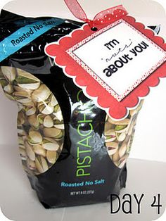 for my pistachio loving husband