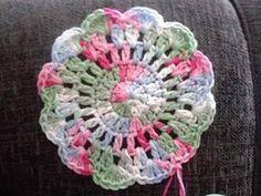 Ravelry: Crochet Coaster Free Pattern pattern by Kara Smith