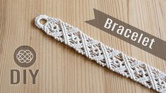 Pattern tutorial by Macrame School. This bracelet looks good for both women and men. Please watch all macrame brace. Macrame Cord, Macrame Jewelry, Macrame Bracelets, Diy Macrame, Macrame Bracelet Tutorial, Yarn Wall Hanging, Micro Macramé, Macrame Plant Hangers, Macrame Patterns