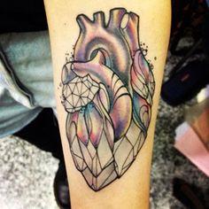 Taverna da Tatuagem: Tatuagem de coração - 50 Fotos incríveis com signi...                                                                                                                                                     Mais