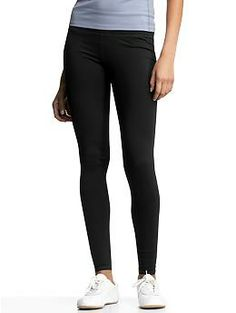 GapFit gFast leggings - Designed for your most rigorous workouts, the gFast legging fits like a glove to enable the widest range of movement. Perfectly crafted for a sleek, flattering fit.