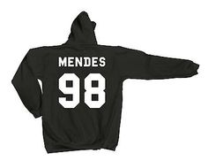 Only two Shawn Mendes 98 Hoodie Sweater unisex 100% cotton