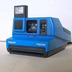 Polaroid Impulse Camera Blue *** Read more reviews of the product by visiting the link on the image.