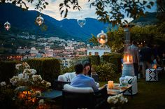 The best Rooftop Bar in #Campania by #campaniadavivere