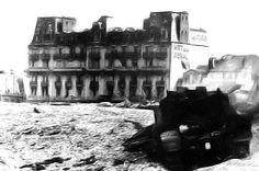 Le Castel Royal de Dieppe en 1942 Dieppe Raid, Band Of Brothers, D Day, Troops, Ww2, World War, Britain, Jeep, Battle