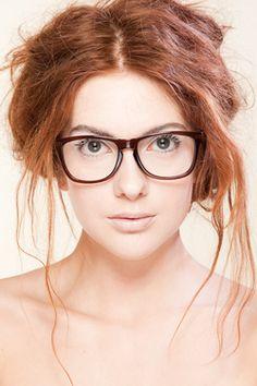 E & E glasses 'Boden brun'