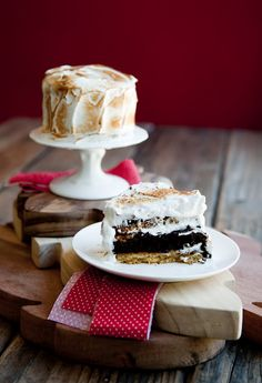 S'mores Cakelettes