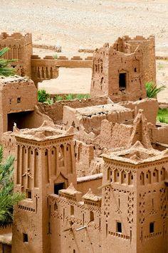 Aït Benhaddou, Maroc