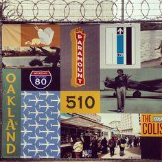Oakland Love from Lisa Congdon #Oakland
