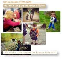 Toddler bag put through paces by little explorers #pbloggers #mummyconstant #cheshirewife