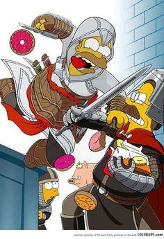 Lolsnaps.com - Simpson's Creed
