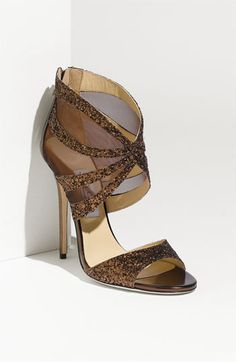 """My latest obsession is lately definitely coming from Jimmy Choo . Even tho Jimmy Choo """"Leila"""" have been around for a year now I had to shar. Fab Shoes, Pretty Shoes, Dream Shoes, Beautiful Shoes, Cute Shoes, Me Too Shoes, Shoes Heels, Charles James, Jimmy Choo Shoes"""