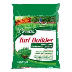Scotts 3440 Sq Ft Turf Builder Starter Lawn Food Fertilizer 24 Percentage