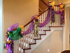 Mardi Gras Party Decorations — Home and Party Decors