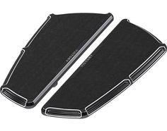 VICTORY® BEVELED FLOORBOARDS - BLACK BY ARLEN NESS® (2880320-468)   eBay Motors, Parts & Accessories, Motorcycle Parts   eBay!