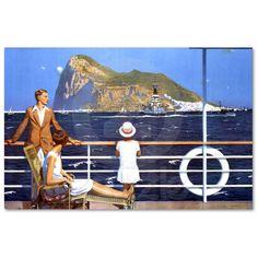 Gibraltar: Love this, just needs script!