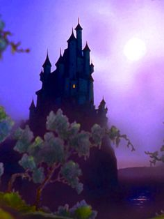 The Evil Queen's Castle - Snow White and the Seven Dwarfs