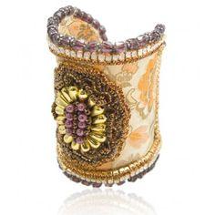 Kashmir Cuff Bracelet