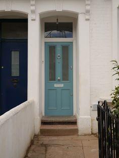 The London Door Company - Putney, London Farrow and Ball - Stone ...