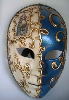 How to Make Your Own Masquerade Ball Masks