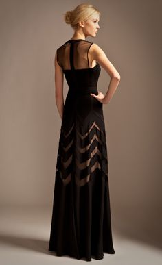 040eddfaa4c The combination of ultra feminine silhouette and luxurious