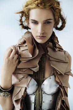 Post-Apocalyptic Fashion: Photo