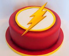 Flash Birthday Cake by 2bi Cakes