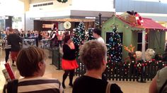 Northlands Christmas Flash Mob 2013