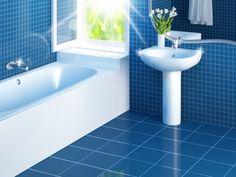Cleaning Bathroom Tiles, Ceramic Tile Floor Bathroom, Bathroom Plans, Bathroom Flooring, Grout Cleaning, Tile Grout, Bathtub Cleaning, Floor Cleaning, Glass Bathroom