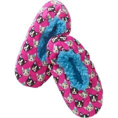 Silky Suede Babba Dogs, 1 Pack, Girl's, Size: Medium/Large, Pink