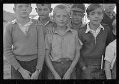 Schoolboys, Red House, West Virginia