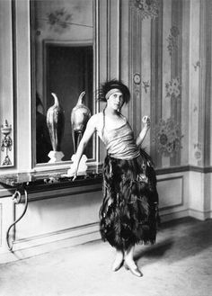Denise Boulet, wife of Paul Poiret