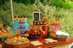 festa amor mesa
