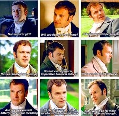 BBC Emma / some of my favorite Mr. Knightley quotes