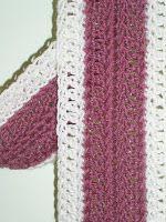 Crochet Galore: One Sitting Scarf