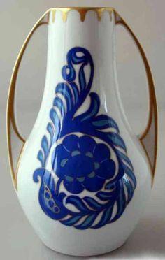 """1917 """"Rosari"""" vase by Julius-V. Vases, Mugs, Tableware, Design, Dinnerware, Tumblers, Tablewares, Mug"""