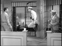Barney is making Otis jump rope to see if he's sober. Barney : call for the doctor call for the nurse call for the lady with the alligator purse. Otis : show it down and let me in our I'll go out and get some gin. Barney : now cut that out. Barney Fife, Don Knotts, The Andy Griffith Show, The Brady Bunch, White Tv, Good Old Times, Old Shows, Great Tv Shows, I Love Lucy