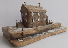 Frosty Old Mill by Kirsty Elson Designs