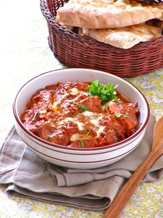Silky, creamy, glorious butter chicken. Killer recipe—I simply must insist you try it!