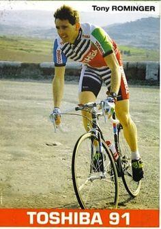 Tony Rominger (Sui) 1991-1994