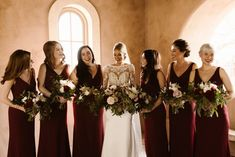 This Romantic Wedding at The Country Club at DC Ranch Has a Touch of Old Hollywood Glamour