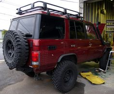 Land Cruiser 70 Series, Toyota Lc, Samurai, Prado, Toyota Land Cruiser, Offroad, 4x4, Monster Trucks, Jeeps