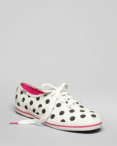 Keds® for kate spade new york Lace Up Oxford Sneakers - Kick Lace Up Flats | Bloomingdale's
