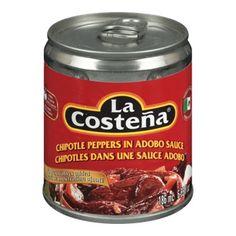 Sauce chipotle adobo