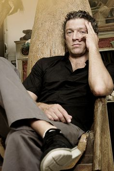 Vincent Cassel. French.