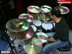 Antonio Sanchez: Drum Solo II - YouTube
