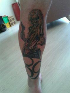 Killers iron maiden tattoo