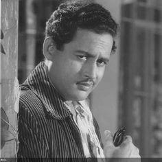 50 Handsome Hunks in Bollywood:  Guru Dutt