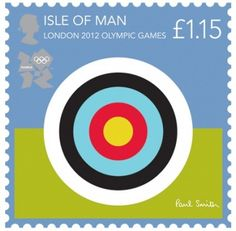 Olympic stamp