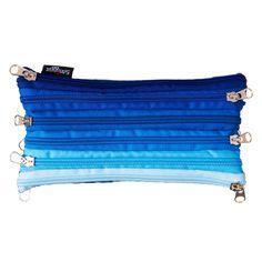 Blue smiggle pencil case